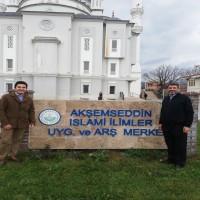 Akşemseddin İslami İlimler Uygulama ve Araştırma Merkezi Müdürlüğümüzce