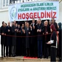 AİBÜ Akşemseddin İslami İlimler Uygulama ve Araştırma Merkezi, Dualarla